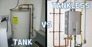 tankless hot water heater denver